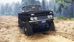 Chevrolet С-10 1966 Personnalisé