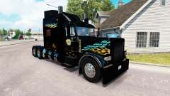 Smith Transport skin für den truck-Peterbilt 389