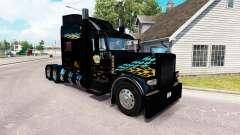Smith Transport de la peau pour le camion Peterb