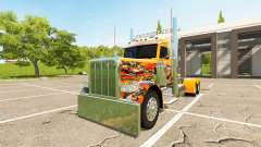 Peterbilt 388 Day Cab