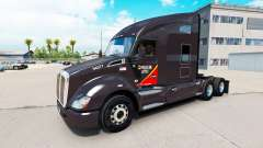 Haut Gallone Öl-truck Kenworth