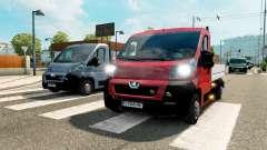 Peugeot Boxer Camionnette pour le trafic