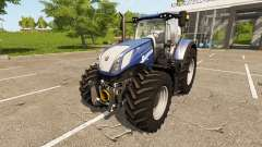 New Holland T7.270 Heavy Duty Blue Power