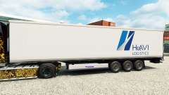 Haut HAVI Logistics für semi-refrigerated