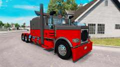 Hot rod de la peau pour le camion Peterbilt 389