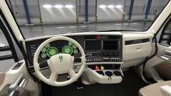 Intérieur Cadran Vert pour Kenworth T680