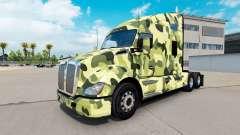 La peau de Camouflage pour le tracteur Kenworth