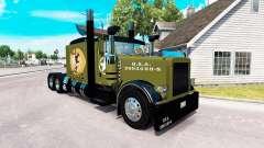 WW2 Style skin für den truck-Peterbilt 389