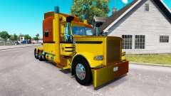 Guzman Express skin für den truck-Peterbilt 389
