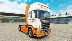Excellence Transportes skin für Scania-LKW