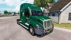 Haut für INTERSTATE LKW Freightliner Cascadia