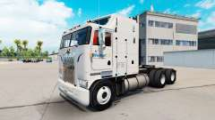 Walmart de la peau pour Kenworth K100 camion