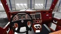 Innenraum für Kenworth W900