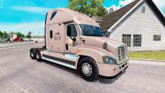 Скин KLLM Transport на Freightliner Cascadia