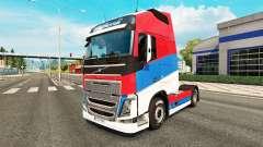 Serbien Haut für Volvo-LKW