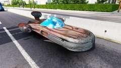 Der Verkehr aus der Zukunft