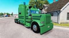 Haut A. J. Lopez LKW für das truck-Peterbilt 389