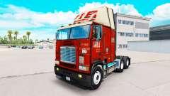 La peau de la TARTE sur un camion Freightliner F
