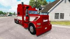Viper2 de la peau pour le camion Peterbilt 389