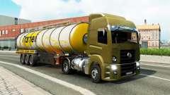 Eine Sammlung von LKW-Transport-Verkehr v1.3