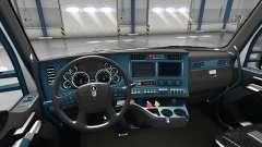 Intérieur Cadran Bleu pour Kenworth T680