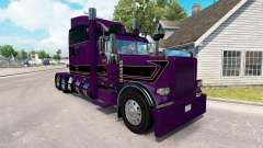 Conrad Shada de la peau pour le camion Peterbilt