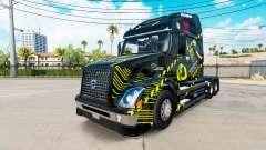Skin Monster Energy für Volvo-LKW-VNL 670
