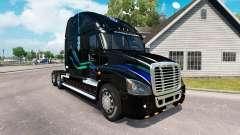 Скин Jean Christner на Freightliner Cascadia