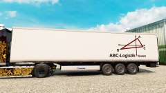 Haut ABC-Logistik für semi-refrigerated