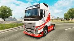 TruckSim-skin für den Volvo truck
