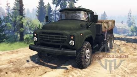 ZIL-130 6x6 v2.0 pour Spin Tires