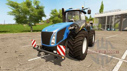 New Holland T9.480 [pack] pour Farming Simulator 2017