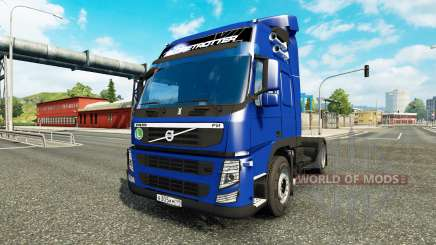 Volvo FM13 v1.2 pour Euro Truck Simulator 2