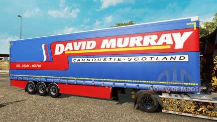 Vorhang Auflieger Krone David Murray für Euro Truck Simulator 2