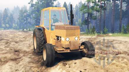 Valmet 502 v4.0 pour Spin Tires