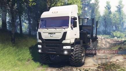 Le Yamal-6 v3.0 pour Spin Tires