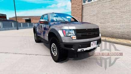 Ford F-150 SVT Raptor v1.5.1 für American Truck Simulator