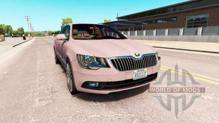 Skoda Superb für American Truck Simulator