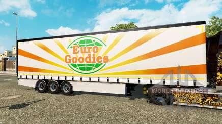 Krone Vorhang semi-trailer-EuroGoodies für Euro Truck Simulator 2