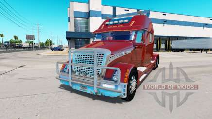 Concept truck 2020 Raised Roof Sleeper pour American Truck Simulator
