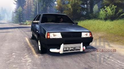 VAZ-2108 v2.0 für Spin Tires
