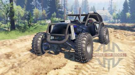 Rock Buggy v2.0 pour Spin Tires