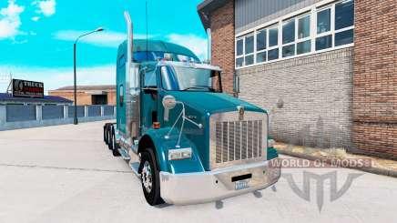 Kenworth T800 2016 v0.1 pour American Truck Simulator