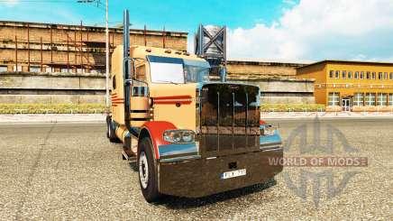 Peterbilt 389 v3.1 pour Euro Truck Simulator 2