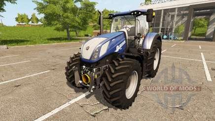 New Holland T7.270 Heavy Duty Blue Power für Farming Simulator 2017