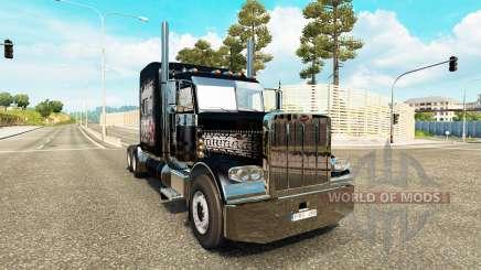 Peterbilt 389 v4.0 für Euro Truck Simulator 2