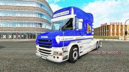 Scania T Longline [T. van der Vijver] für Euro Truck Simulator 2