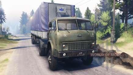 MAZ-504В v2.0 für Spin Tires