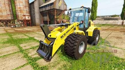 New Holland W170C für Farming Simulator 2017
