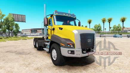 Caterpillar CT660 v1.3.1 pour American Truck Simulator